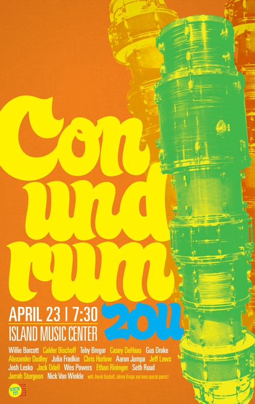 Conundrum 2011 Poster