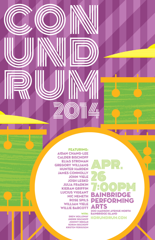 Conundrum 2014 Poster